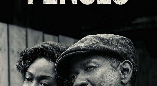 """Affiche du film """"Fences"""""""