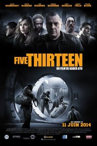 "Affiche du film ""Five Thirteen"""