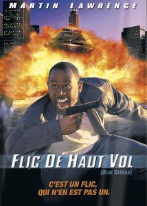 """Affiche du film """"Flic de haut vol"""""""