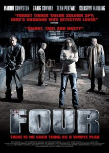 """Affiche du film """"Four"""""""