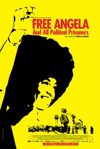 "Affiche du film ""Free Angela and All Political Prisoners"""