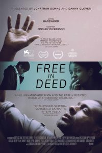 "Affiche du film ""Free In Deed"""