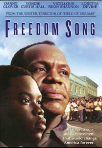 "Affiche du film ""Freedom Song"""