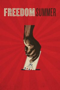 "Affiche du film ""Freedom Summer"""