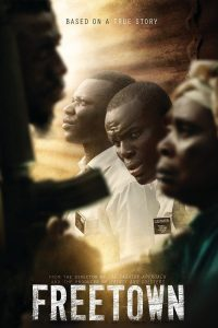 "Affiche du film ""Freetown"""