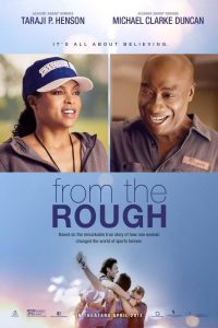 "Affiche du film ""From the Rough"""