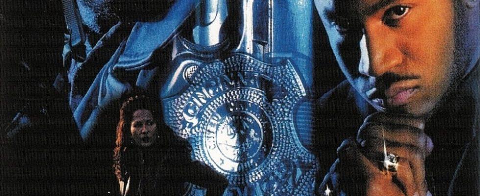 """Affiche du film """"Gangsta Cop"""""""