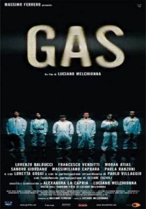 "Affiche du film ""Gas"""