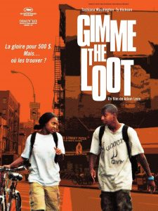 "Affiche du film ""Gimme the Loot"""