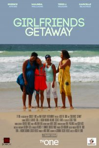 "Affiche du film ""Girlfriends' Getaway"""