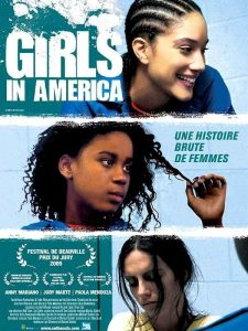 "Affiche du film ""Girls in America"""