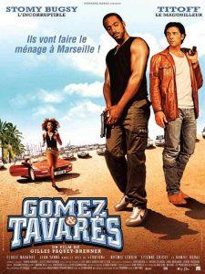 """Affiche du film """"Gomez & Tavarès"""""""