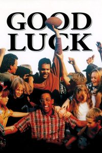 "Affiche du film ""Good Luck"""