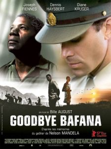 "Affiche du film ""Goodbye Bafana"""