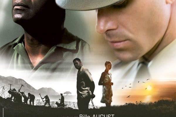 """Affiche du film """"Goodbye Bafana"""""""