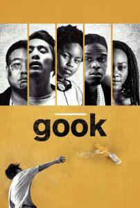 """Affiche du film """"Gook"""""""