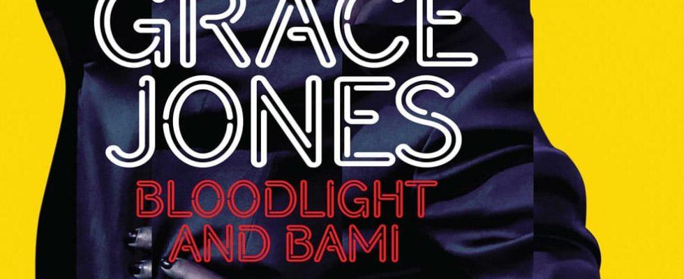"Affiche du film ""Grace Jones: Bloodlight and Bami"""