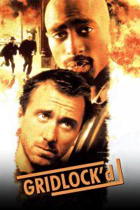 """Affiche du film """"Gridlock'd"""""""