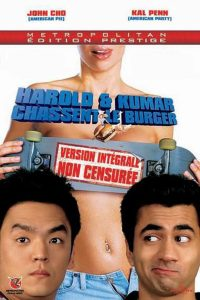 """Affiche du film """"Harold et Kumar chassent le burger"""""""