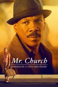 """Affiche du film """"Mr. Church"""""""