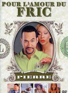"""Affiche du film """"Pour l'amour du fric"""""""