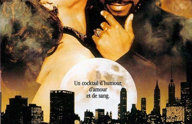 """Affiche du film """"Un Vampire à Brooklyn"""""""
